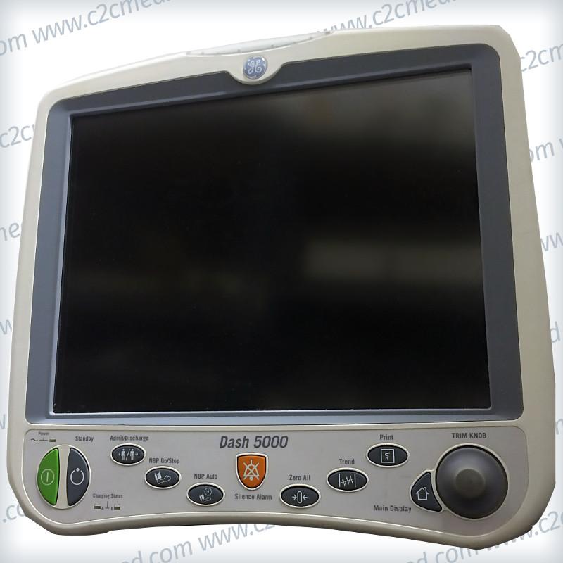 GE Dash 5000